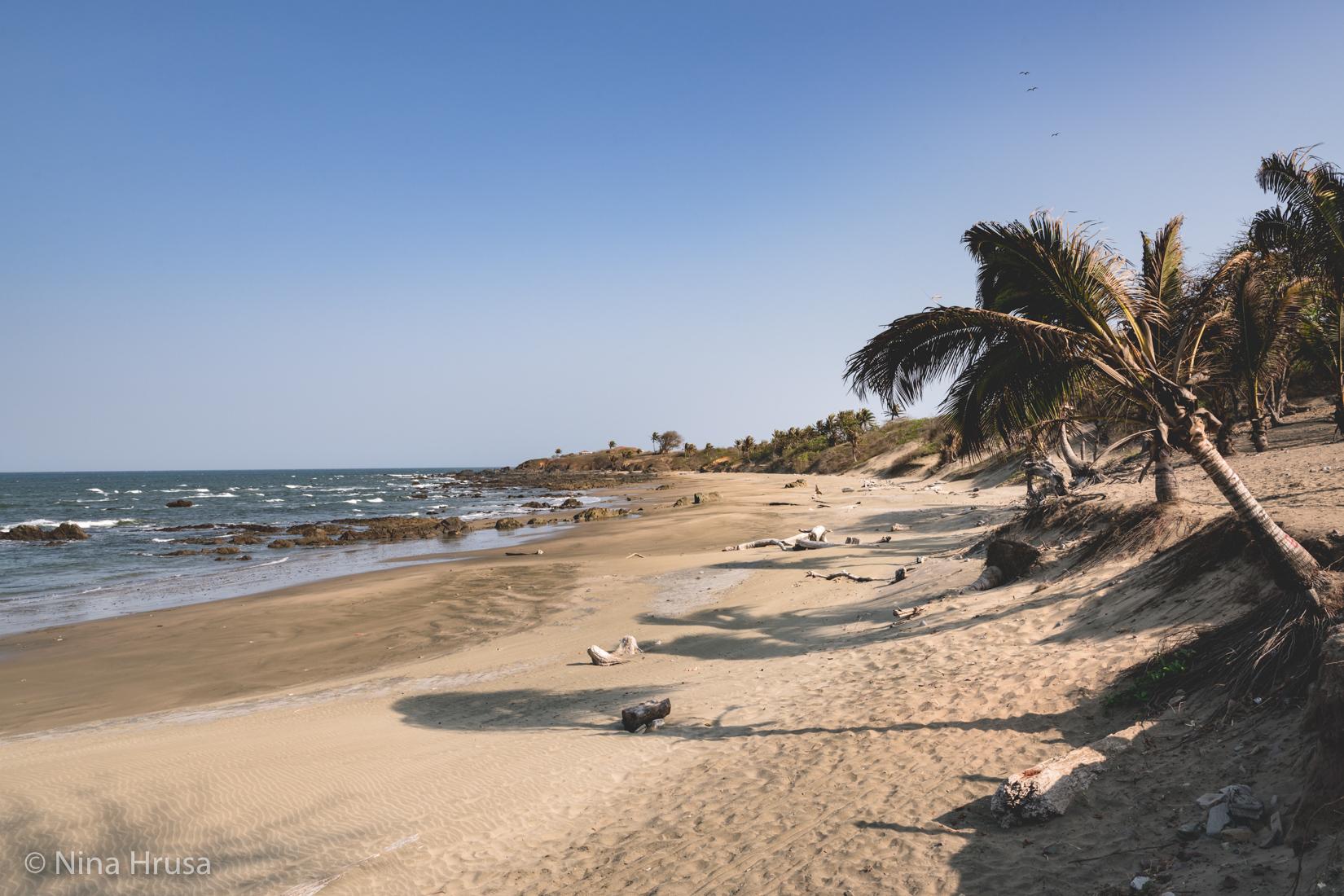 Strand in Panama, Zwischenmomente | Nina Hrusa Photography