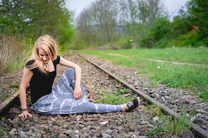 Statement - Fair Fashion, Modefotografie, Zwischenmomente | Nina Hrusa Photography