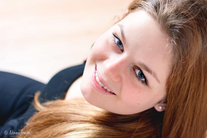 Close up Mädchen, Zwischenmomente | Nina Hrusa Photography