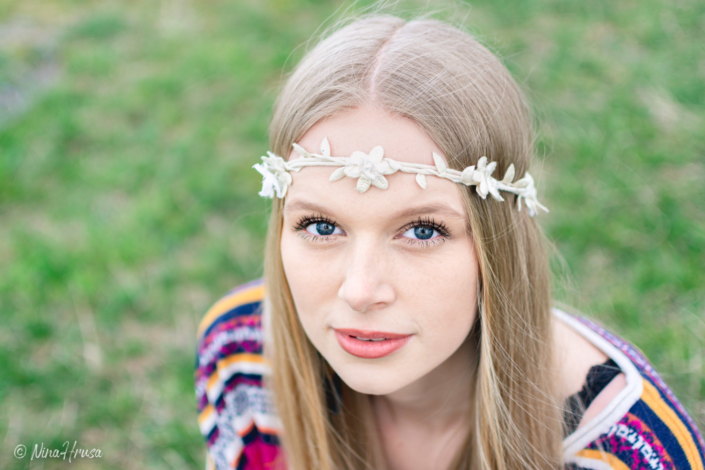 Close up Porträt, Woman, Zwischenmomente | Nina Hrusa Photography