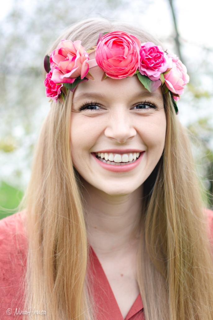 Hippie Mädchen, Porträt, Zwischenmomente | Nina Hrusa Photography