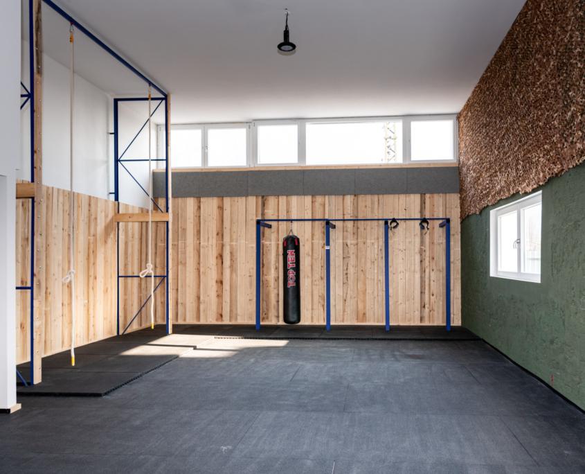 Trainingsaal Act & Respond | Werbefotografie | Business Partner & Projekte | Zwischenmomente | Nina Hrusa Photography